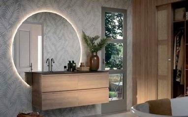 Et si vous passiez plus de temps dans votre salle de bains ?